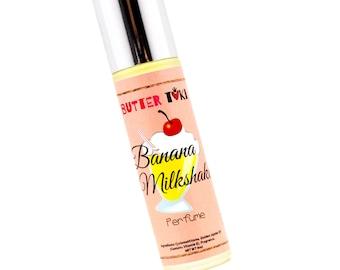 BANANA MILKSHAKE Roll On Oil Based Perfume 9ml