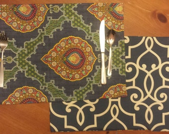 reversible placemat