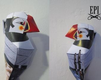 Paper Toy TSUNOMEDORI
