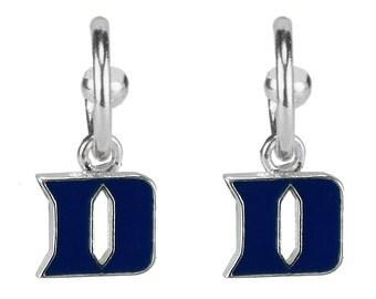 DUKE University Blue Devils Dangle Earrings