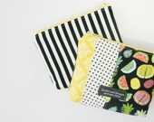 Pineapple Coin Pouch
