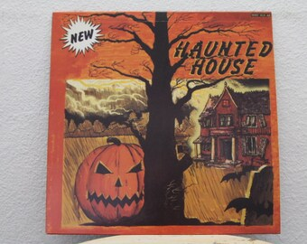 """Haunted House - """"The Haunted House"""" vinyl record (NT)"""