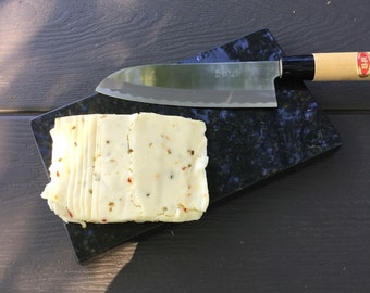 Black granite Cheese board