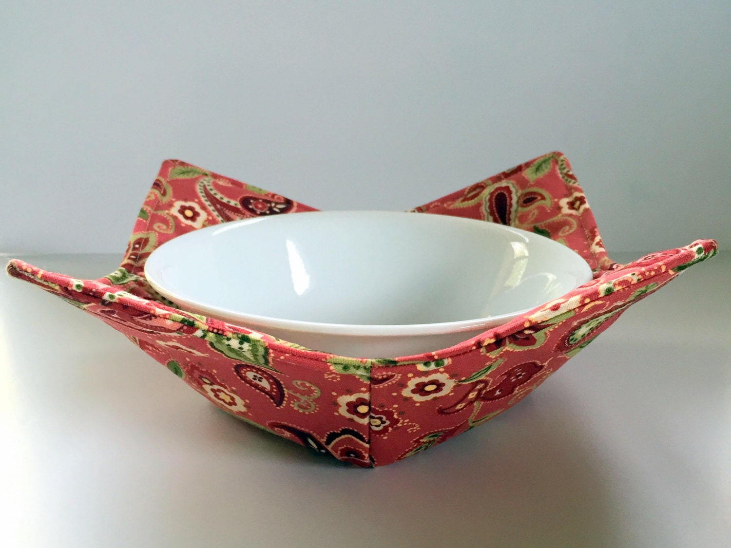 Microwave Bowl Cozy Pot Holder Kitchen Utensil By