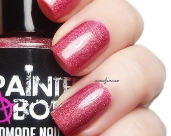 Poisonberry  - holographic nail polish by Painted Sabotage