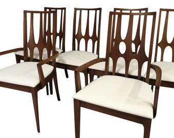 Mid Century Danish Modern Teak Dining Table Extendable By
