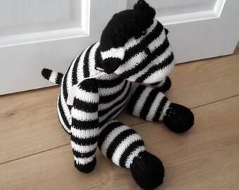 Zach the Zebra