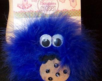Elmo Headband, Sesame Street Characters, Cookie Monster Headbands, Girls Headbands, Sesame Street for Girls, Elmo Barrette, Party Favors