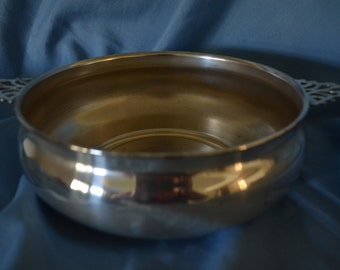 Vintage Silverplate Chafing Dish, Sheffield Silver Co., Hollowware, Pattern 1126