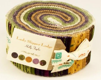 Lady Slipper Jelly Roll