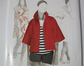 Simplicity 3694 Built by Wendy Misses (Size D5 4-6-8-10-12) & (Size P5 12-14-16-18-20) dress or minidress and hoody