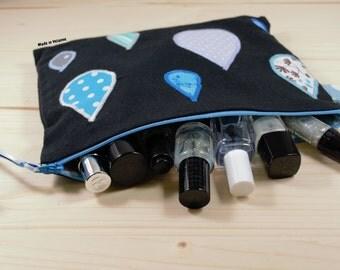 """BALANCES {-20%} Kit """"drops"""" black and blue"""