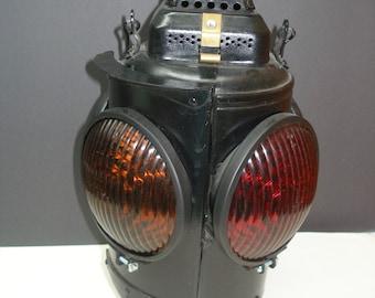Adlake Railroad Switch or Signal Kerosene Lantern