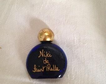 Perfume Sample Bottles Vintage Perfume Bottles Niki de Saint Phalle