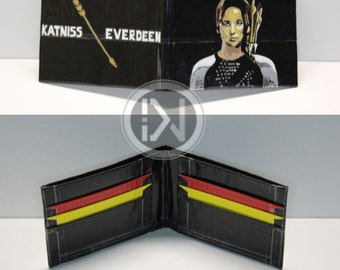 Katniss Everdeen Hunger Games Duct tape Wallet