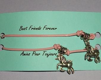 Freindship Bracelets Set / Ensemble Bracelets d'Amitié (BFFB003)