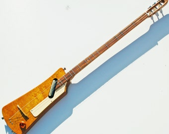UK Handmade Electric D-Stick Dulcimer by HiGuitarsUK. NEW