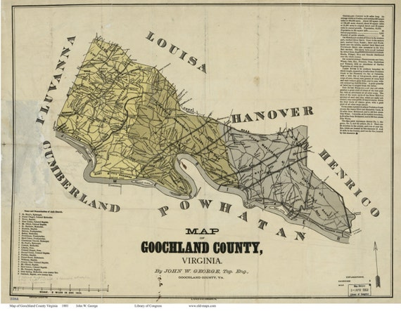 goochland county Goochland county news and information over the years, richmondcom has published several data projects using public information.