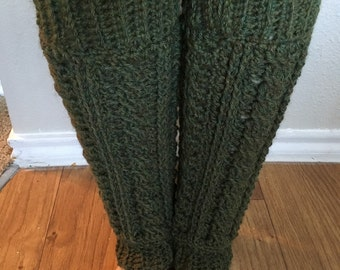 Alpaca Leg Warmers | Multiple Color Options