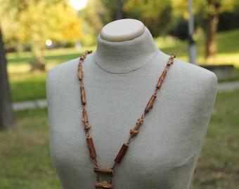 Jewelry Display  Mannequin for necklaces Hemp  Half Mannequin bust torso
