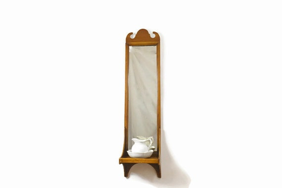large tall mirror large vintage mirror early american hall mirror by