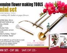 MINI SET - genuine flower making tools