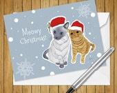Christmas Season's Greeting Card (5x7 size) LAST ONE!!