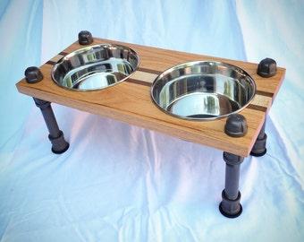 Custom Raised Dog Bowls