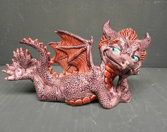 Ceramic Glazed Dragon