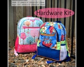 The Adventure Time Backpack  – Two Pretty Poppets Hardware Kit