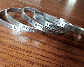 Faction Bracelet cuff