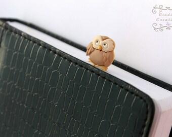 Planner Accessories - planner clip , bookmark , owl clips , happy planner accessories