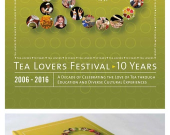 Tea Lovers Festival: 10 Years > Hard Cover Version