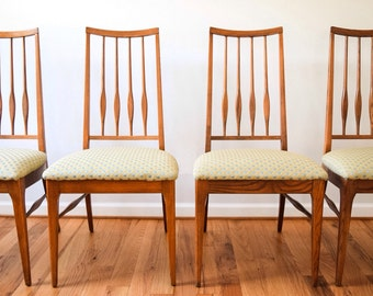 Mid Century Dining Chairs Modern Danish