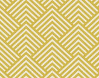 Mustard Mod Tile Pillow