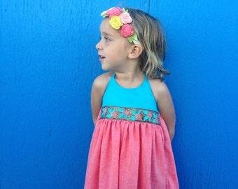 Summertime ballerina dress made-to-order
