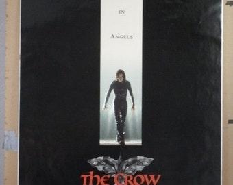 """Movie Poster  """"The Crow""""    Original    1994"""