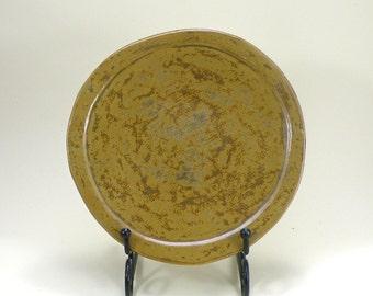 Dinner plate Stoneware High fire glaze  Microwave safe and Dishwasher safe