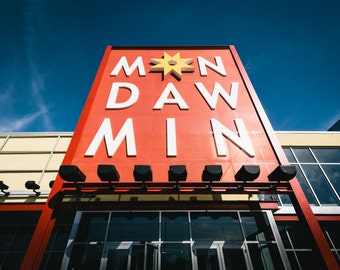 Mondawmin Mall, in Baltimore, Maryland.   Photo Print, Stretched Canvas, or Metal Print.