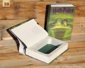 Hollow Book Safe - Harry Potter Year 6 - Hollow Secret Book