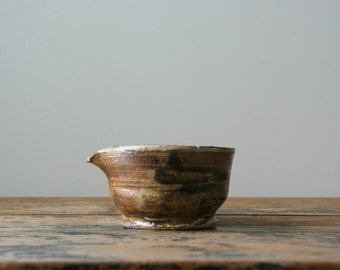 Primitive Style Clay Creamer/Treasure Holder