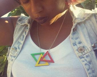 Triple Triangle Chain