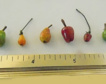 Miniature Fruit for Trees