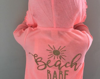 Beach Babe / Beach Outfit / My first Beach Trip