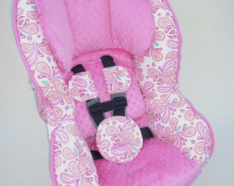 20% off Ready to Ship Hand Crafted boutique Car seat cover Britax Boulevard 70, 70 G3, CS, Advocate 70 G3 or Pavilion 70