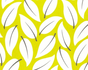 Kanoha Leaf in Chartruese - Pillow