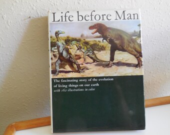 LIFE BEFORE MAN by Professor Spinar