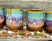 Ocean Love Ceramic Tumblers