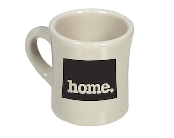 Wyoming home. Ceramic Coffee Mug