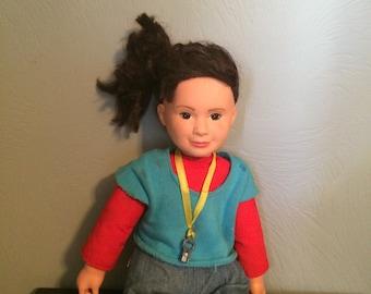 Vintage...1980's Punky Brewster Large Doll